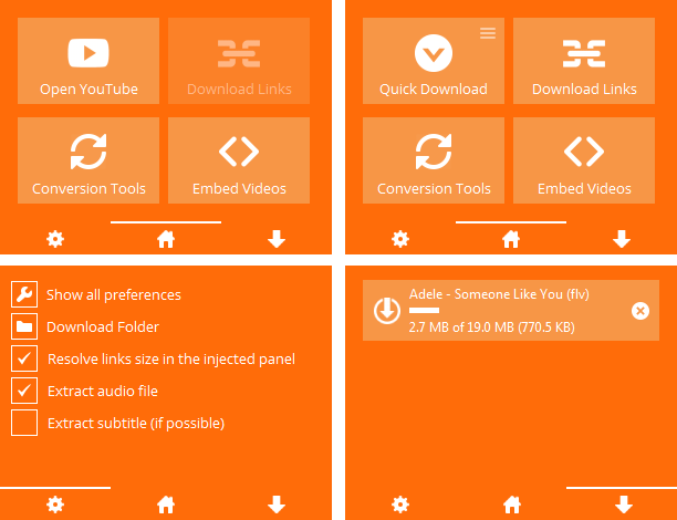 FireFoxアドオンのYoutube Video and Audio Downloaderダウンロードとインストール方法
